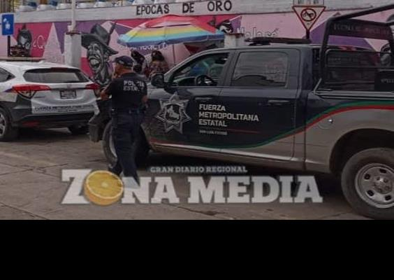 ¡OPERA BANDA DE CARTERISTAS!