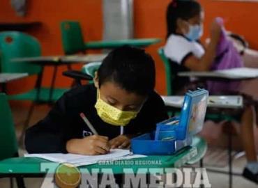81% de escuelas conclases presenciales