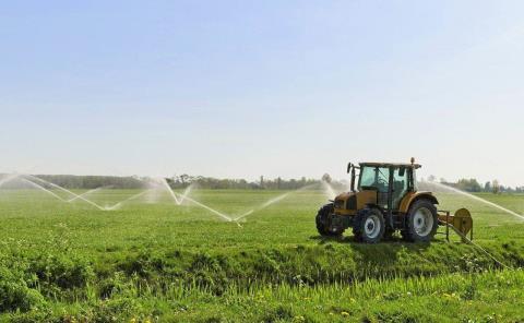 Riego y reconversión de cultivos a la zona