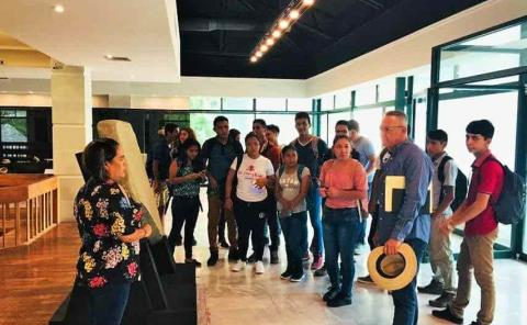 "Abren Museo ""Tamuantzán"""