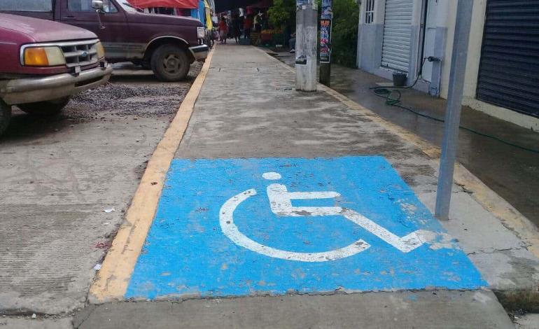 Discapacitados piden inclusión