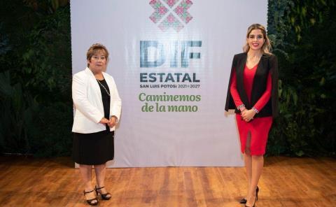 Una reestructuración general del DIF habrá