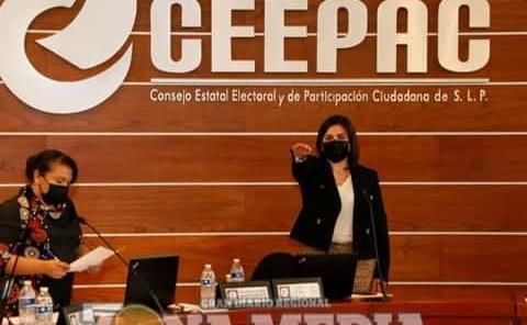 Rindió protesta la titular de Ceepac