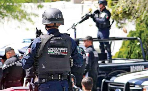 Faltan más de tres mil policías