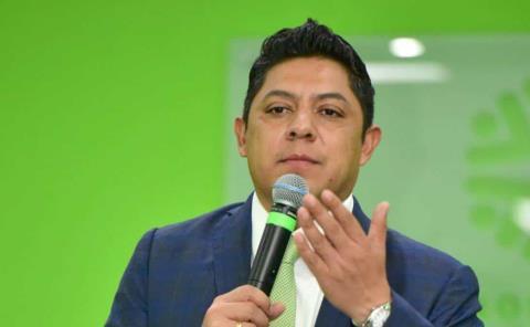 """Dice Ricardo Gallardo: """"no descuidaremos la seguridad de los potosinos"""""""