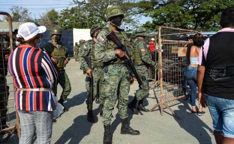 Ecuador indultará  a 2,000 presos