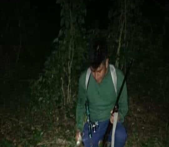 INADMISIBLE: jovenzuelos cazan animales en Tampacán; piden autoridades federales