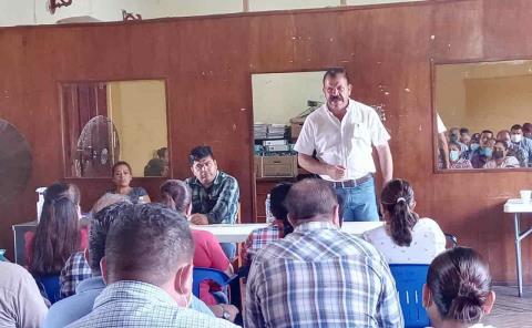 Atención de calidad se dará a la ciudadanía: Luis Fernando