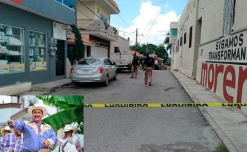 Asesinan a ex regidor priista