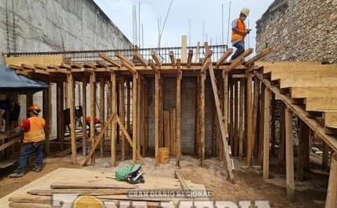Obras inconclusas en las 58 Alcaldías