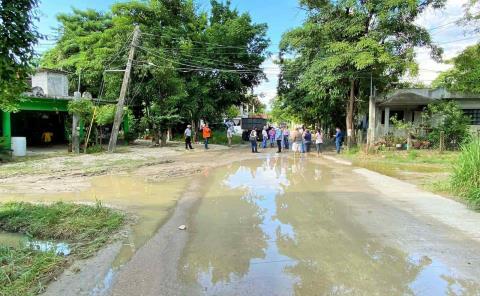 Proyectan acabar con inundaciones