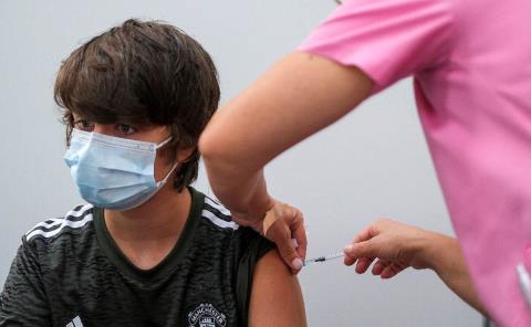 Comenzó registro para la vacuna