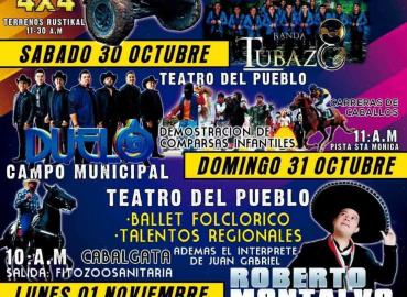 Expo San Vicente sí va, pero limitada