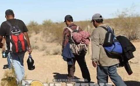 Villa Juárez es principal exportador de migrantes
