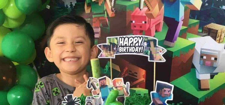 6º cumpleaños de Mateo Reyna
