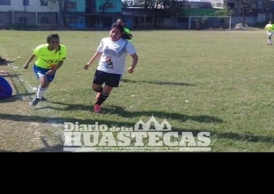 Veracruzana, primera campeona de goleo