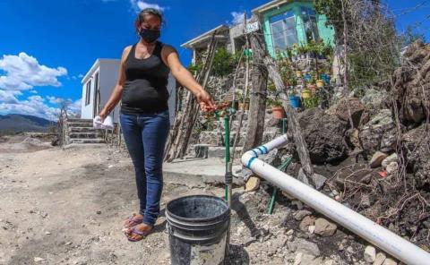 ¡Familias de Tamazunchale sin agua!