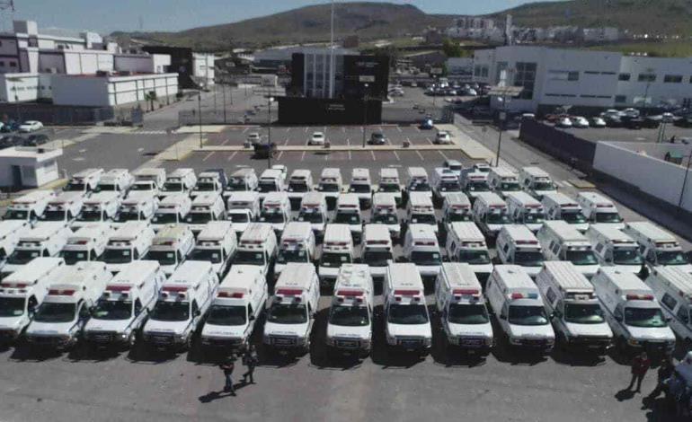 """200 vehículos """"embodegados"""""""
