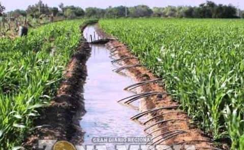 Cobrarán por usar agua de río