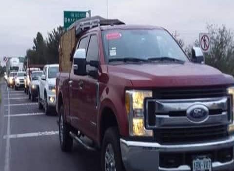 Habrá seguridad en caravana migrante