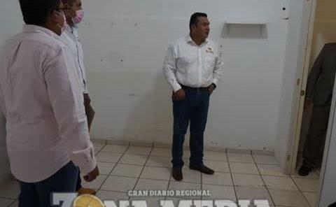 Arnulfo Urbiola Román continúa inspección