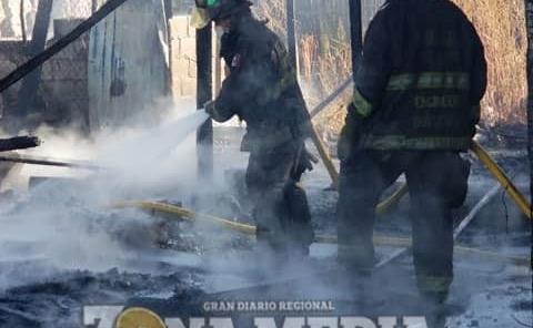 Faltan más bomberos