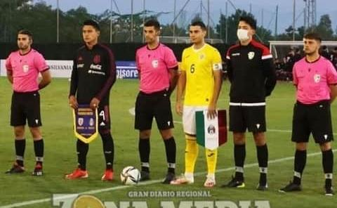 Ramón anotó gol con el TRI