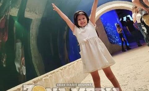 Felicitaciones para la bella Camila