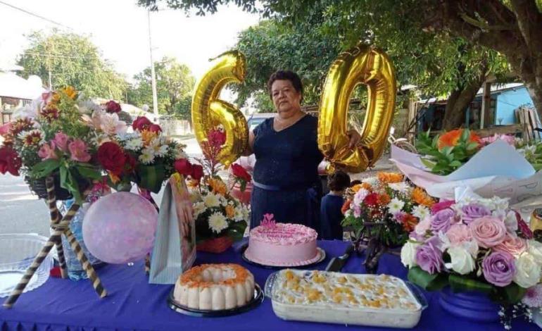 60 aniversario de Leticia Villasana