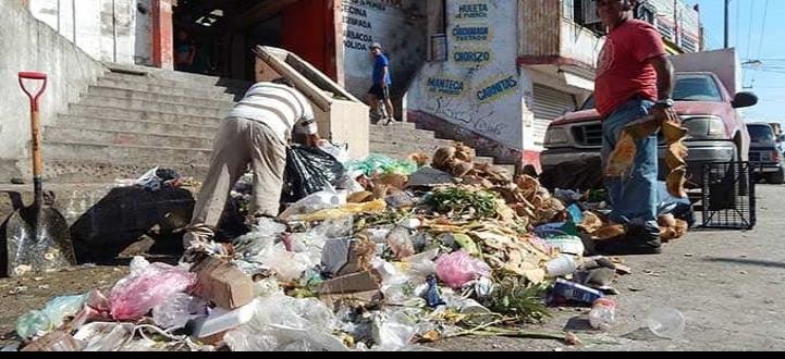 Buscan resolver el conflicto de basura