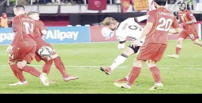 Alemania el primero en calificar a Qatar