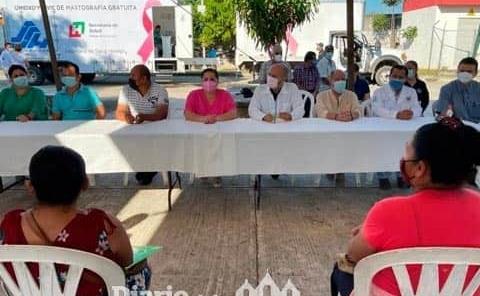 """Jornada Rosa"" de mastografía"