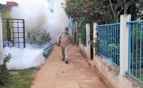 Tres casos de dengue grave