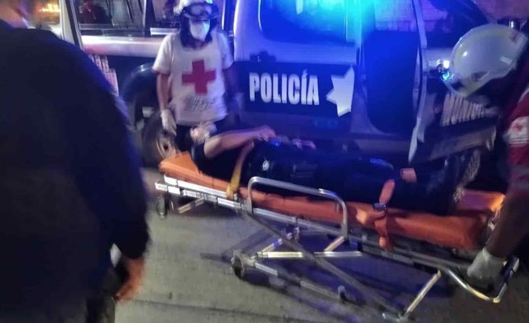 POLICIAS HERIDOS