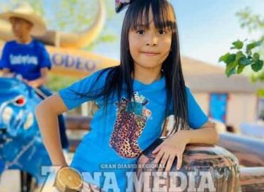 Camila tuvo fiesta vaquera