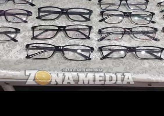 Campaña de lentes a bajo costo habrá