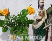 Veneran a San Juditas Tadeo