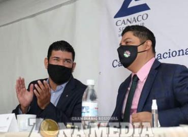 Empresarios respaldan Gobierno de Gallardo