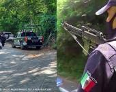 Operativo contra coyotes en zonas de Tamán