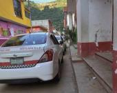 Amagan hampones a un taxista en Matlapa para escapar de la poli | EL SUR