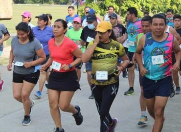 Se realiza hoy en Matlapa el Reto Chaira Run 2021