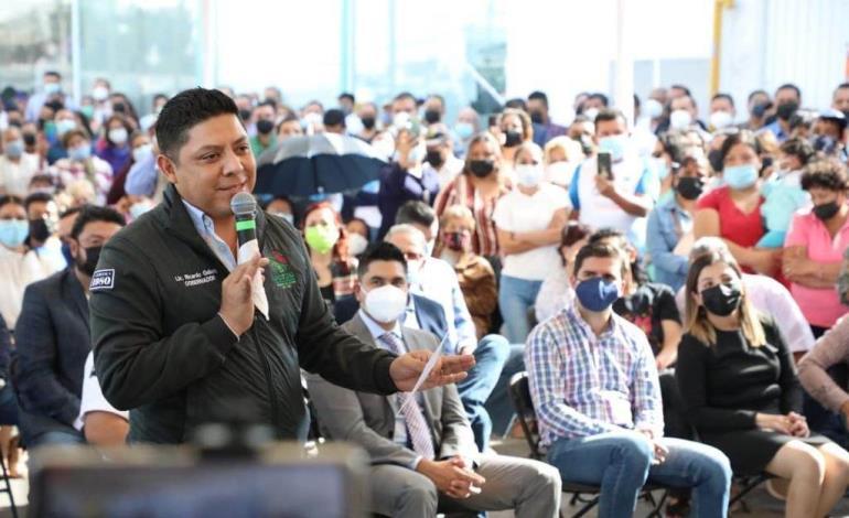 Anuncia Gobernador apoyo de 300 MDP a municipios