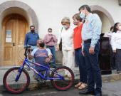 Asegura PEPE MEZA: mejorar el trato a la población es un compromiso