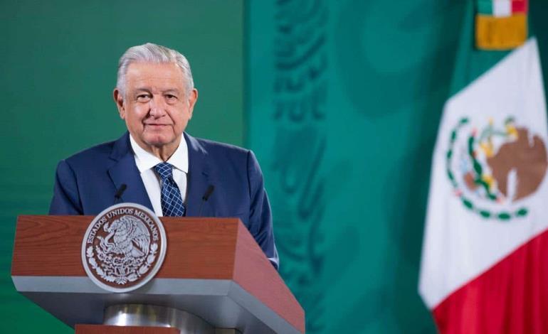 Rechaza AMLO intercambiar presupuesto por reforma eléctrica